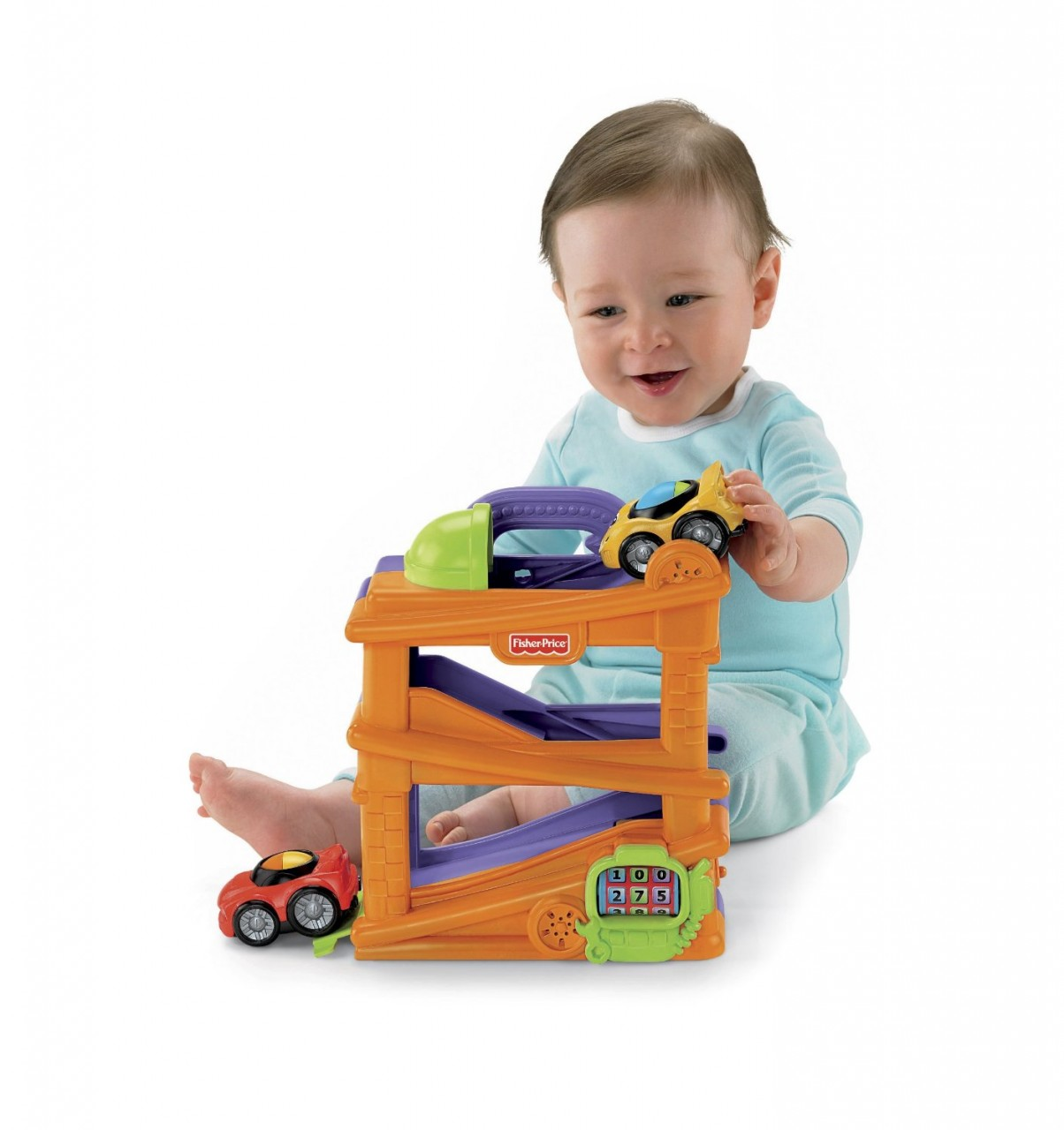 FISHER PRICE RACE RAMPS