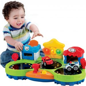FISHER PRICE PISTA RACE TOWN