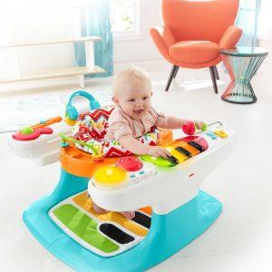Pula Pula Jumperoo Fisher-price 4-in-1 Step ?n Play Piano
