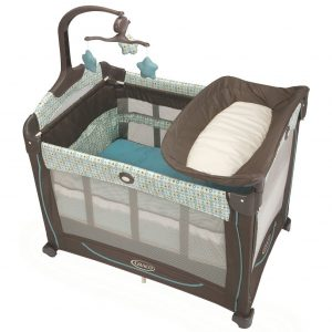 BER?O GRACO PACK' N ELEMENT WITH STAGES, OASIS