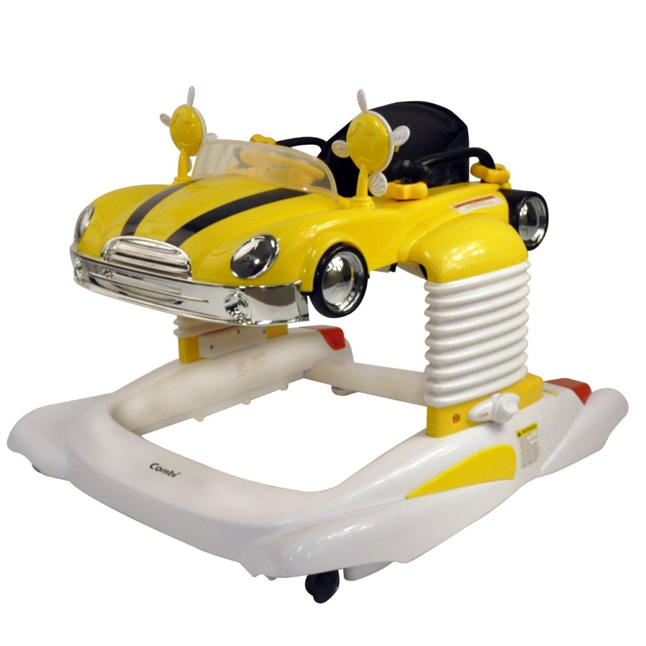 ANDADOR COMBI ALL IN ONE ACTIVITY GT - YELLOW