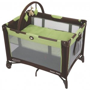 BER?O GRACO PACK' N PLAY ON THE GO TRAVEL