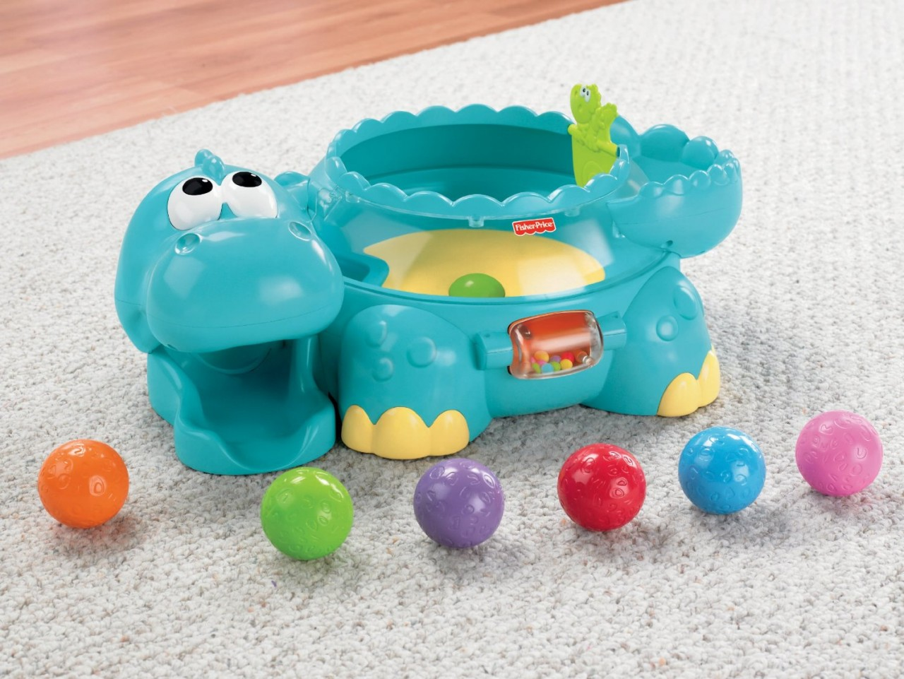 FISHER PRICE GO BABY GO MUSICAL