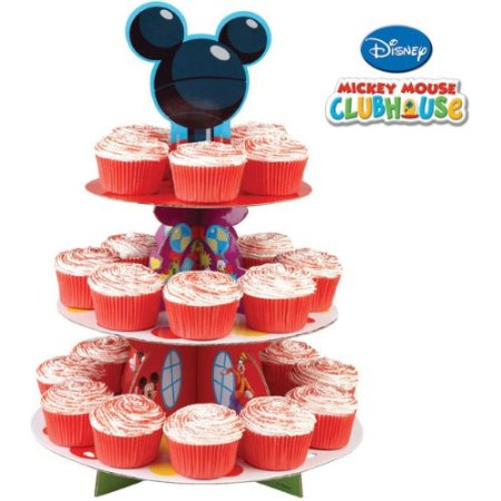 CUPCAKE - DISNEY MICKEY MOUSE CLUBHOUSE