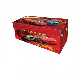 Ba? Disney Cars 2 Collapsible Storage Trunk