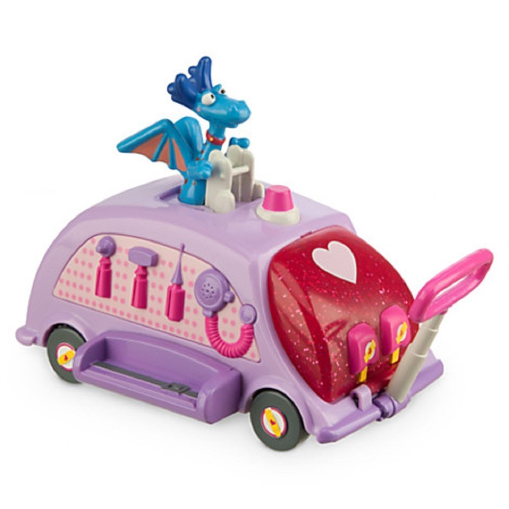 Doutora Brinquedos Mobile Office Pullback Toy