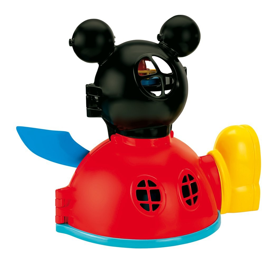 FISHER PRICE CASA DO MICKEY - MICKEY MOUSE CLUBHOUSE