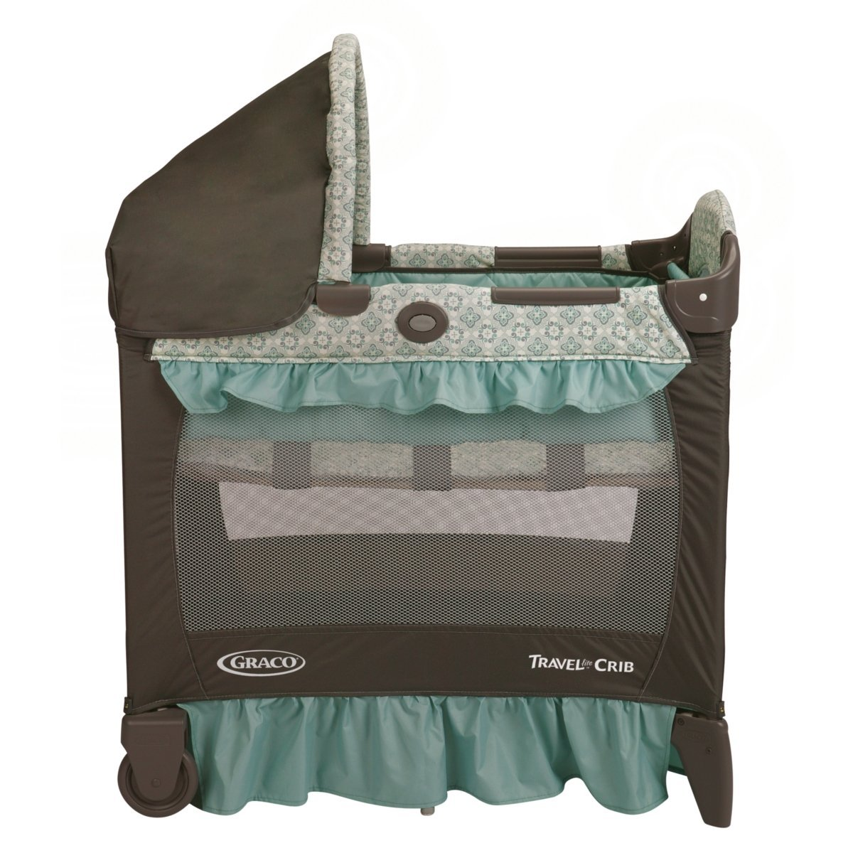 BER?O GRACO TRAVEL LITE CRIB WITH BASSINET WINSLET