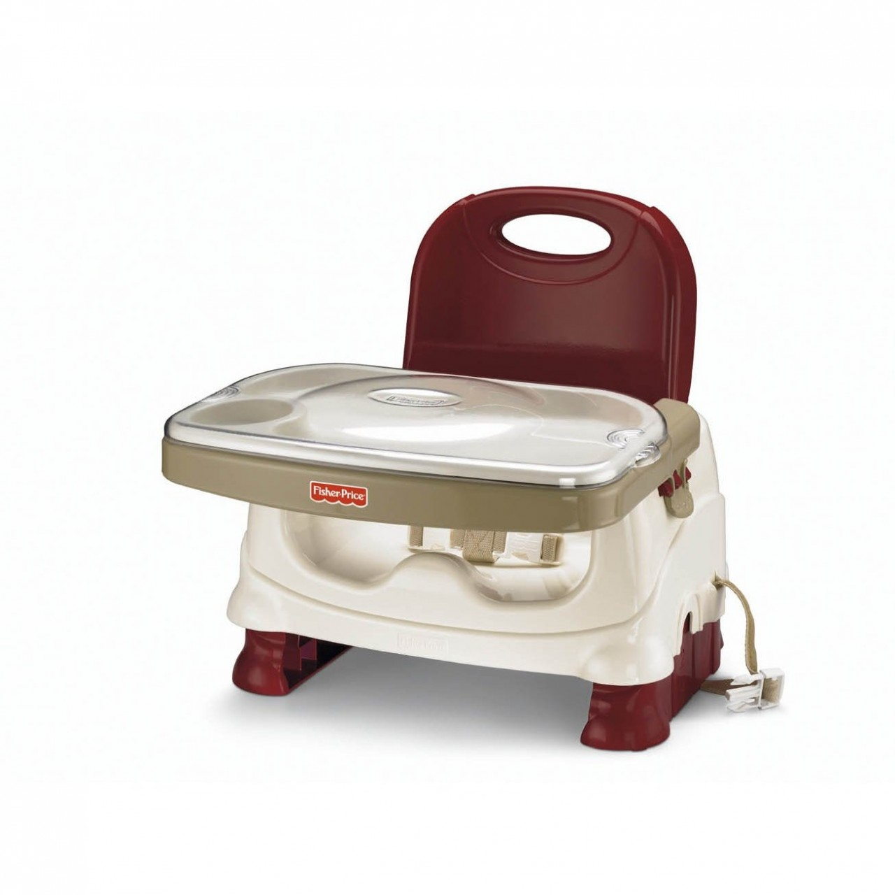 CADEIRA FISHER PRICE DELUXE RED/WHITE