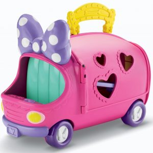 FISHER PRICE VAN DA MINIE - MICKEY MOUSE CLUBHOUSE