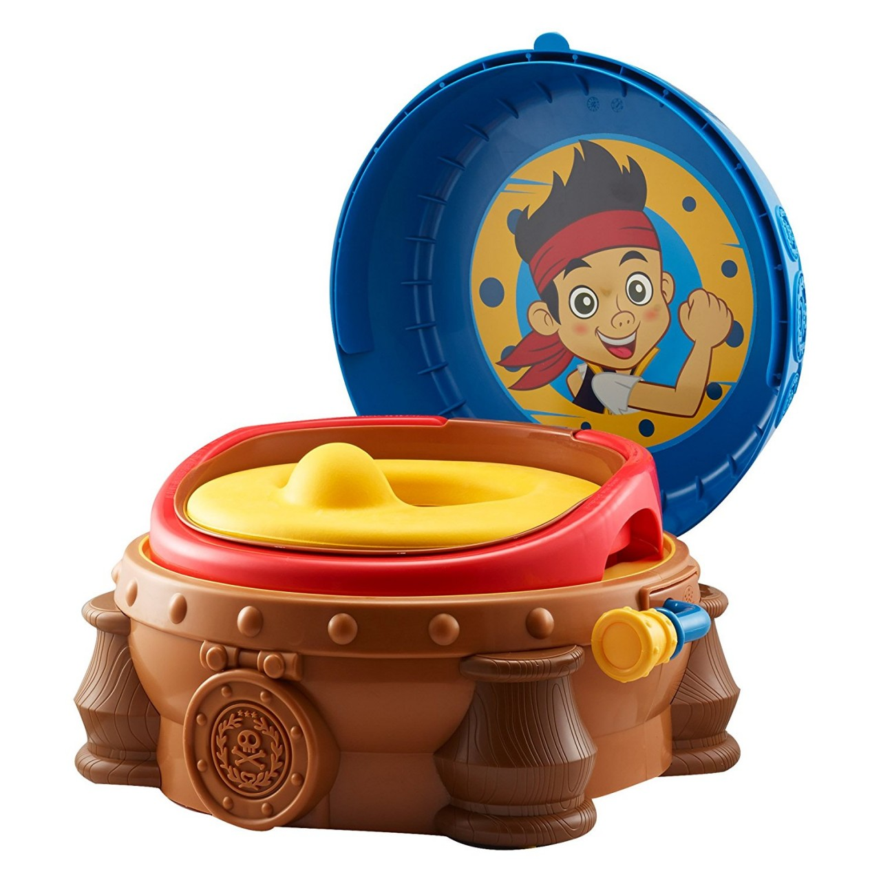 Penico Port?til Para Crian?as The First Years Disney Junior Jake And The Never Land Pirates 3-In-1 Potty System
