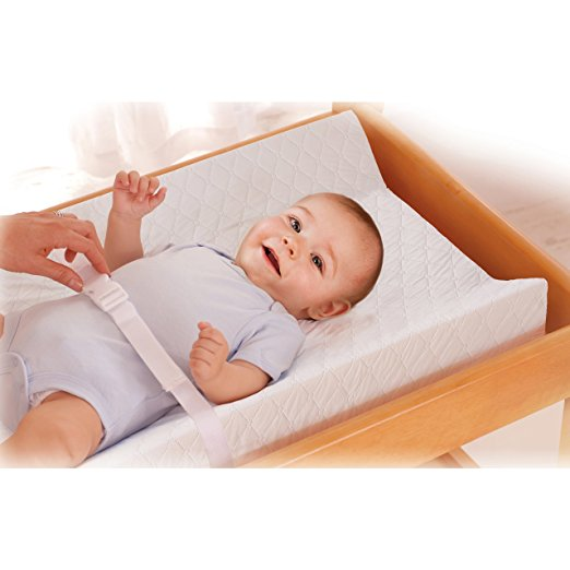Trocador Summer Infant 4-Sided Changing Pad