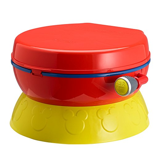 Penico Port?til Para Crian?as The First Years Disney Baby Mickey Mouse 3-In-1 Potty System, Graphics May Vary
