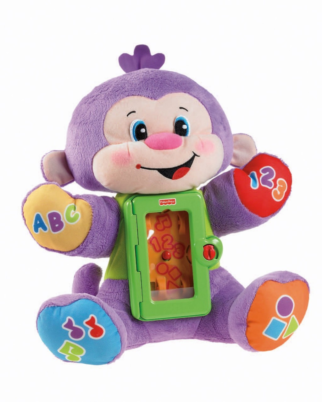 FISHER PRICE SUPORTE PARA IPHONE E ITOUCH