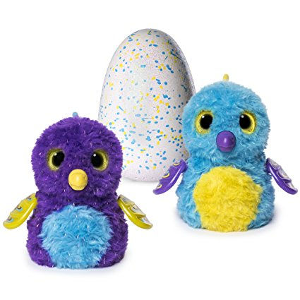 Hatchimals Glittering Garden Shimmering Draggle by Spin Master