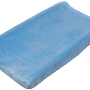 Capa para Trocador Summer Infant Ultra Plush Changing Pad Cover, Blue