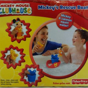 MICKEY MOUSE CLUBHOUSE - BARCO DO MICKEY