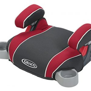 Assento para Autom?vel Graco Backless Turbobooster Cor Chili Red