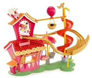 LALALOOPSY SILLY FUN HOUSE CONJUNTO MYSTERIOUS
